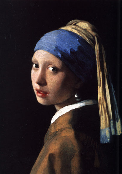 Girl with a Pearl Earring - Johannes Vermeer