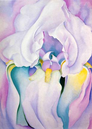 La feminidad del sentimiento - Georgia O'Keeffe