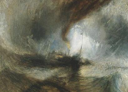 Snowstorm - J.M.W. Turner