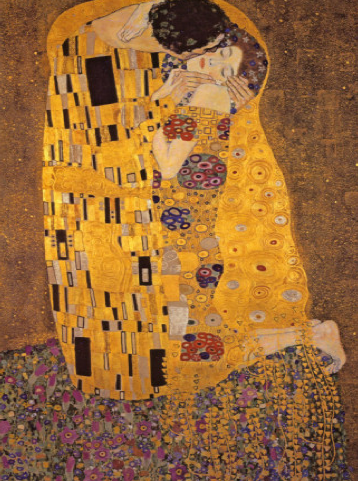 The Kiss - Gustave Klimt