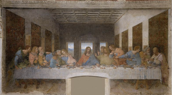 Ultima Cena - The Last Supper - Leonardo da Vinci