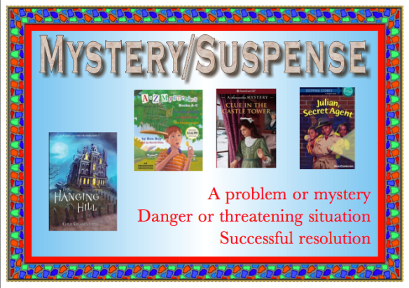 Mystery:Suspense